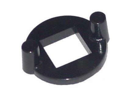 Plastový prstenec - žetoniera MR 89