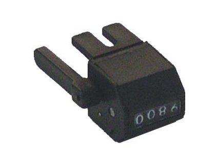 Mechanické počítadlo - žetoniera MR 89