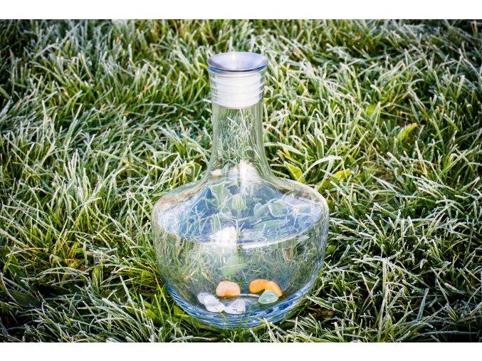 Karafa na léčivou vodu