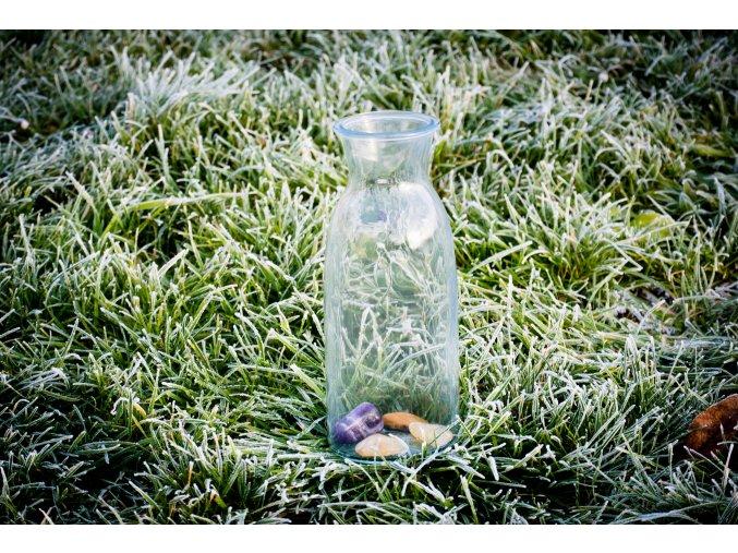 Láhev Skleněná na léčivou vodu