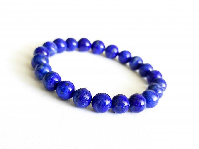 Lapis lazuli náramek 6mm
