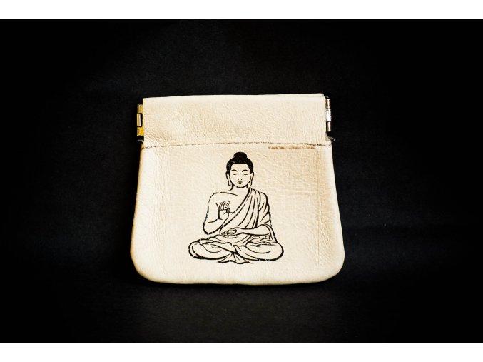 Peněženka na drobné Buddha