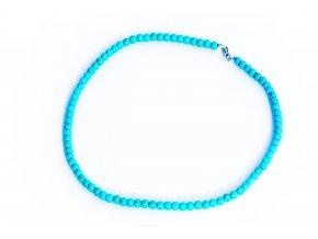 Tyrkys náhrdelník 6mm