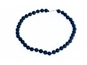 Lávový kámen náhrdelník