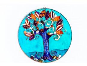 Mandala strom života / průměr 12cm/20cm