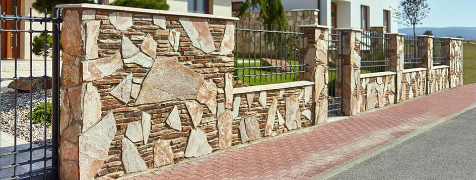štípaný kámen Gneis / rula