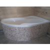 Travertinová mozaika Classic Noce 2,3cm x 2,3cm
