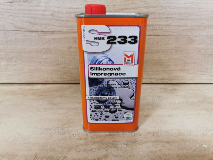 HMK - S 233 bez zvýraznění barvy, interiér + exteriér - 1 l