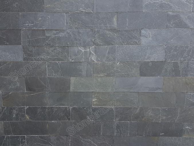 Černá břidlice 30x10x1 cm