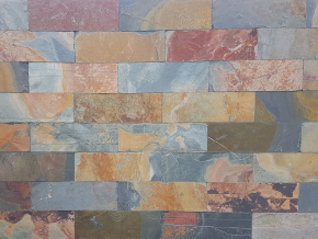 Břidlice Multicolour 30x10x1 cm