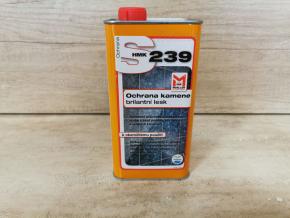 HMK - S 239 zvýraznění barev vysoký lesk, interiér - 1 l