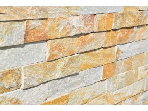 Gneis/Rula-K3 kamenný obklad 4x řezaný
