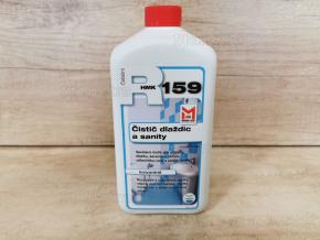 HMK - R 159 dlažba a sanita : čistič na vodný a močový kámen - 1 l