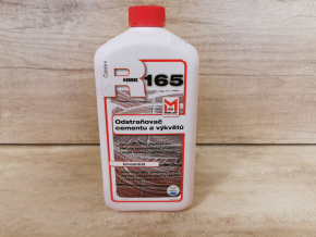 HMK - R 165 ostraňovač silného cementového závoje  - 1 l