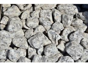 Žula oblázky pr. 1-3 cm balení 25 kg