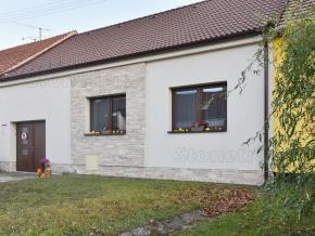Travertin Noce - kamenný obklad 4x řezaný