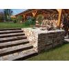 Gneis K3 - kámen pro zdění / náplň do gabionů