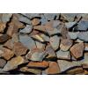 Andezit A2 drobný obklad pr. 10-15 cm, hr. 1-3 cm