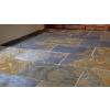 rustic slate floor tiles slate look porcelain tile ba3da8ea58dd4a75