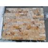 Travertin Scabas - kamenný obklad 4x řezaný