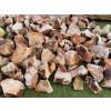 Ryolit růžový - kusový kámen pr. 10-40 cm