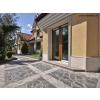 Green gneiss flooring + Vraca Limestone walling