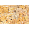 Travertin Gold - kamenný obklad 4x řezaný