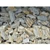 Kamenná kůra štěrk - 25kg balení