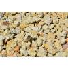 Tufa žltá - štěrk - 25kg balení