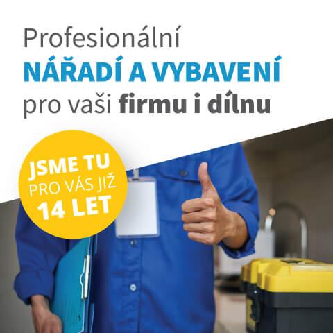 Profesionální partner pro vaši firmu i dílnu