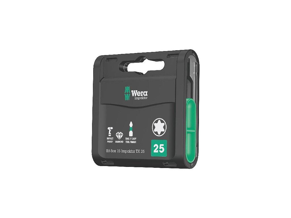 Bit-Box 15 Impaktor TX WERA