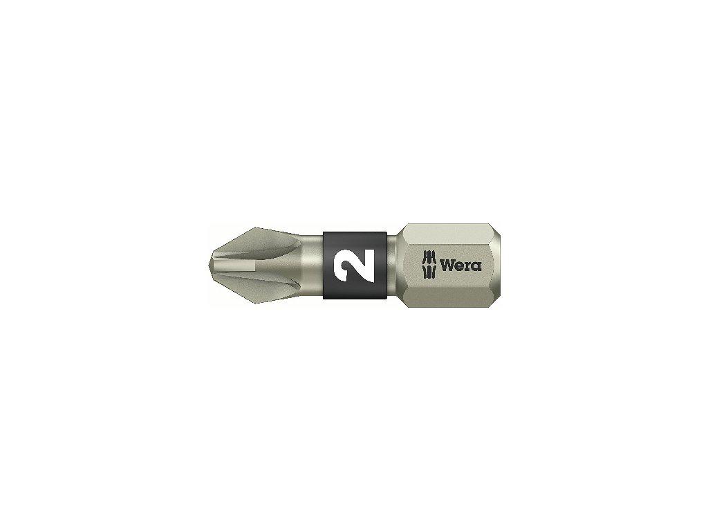 3855/1 TS Bity z nerezové oceli WERA