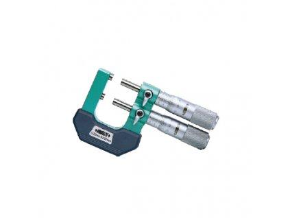 Limitový mikrometr INSIZE 25-50 mm
