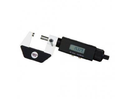 Digitální mikrometr s neotáčivou osou INSIZE, typ 3631