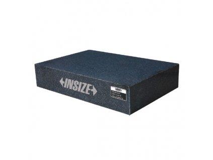 Granitová příměrná deska INSIZE třída přesnosti 00, 2000x1500x250mm