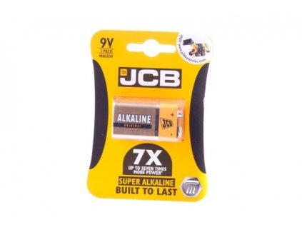 Baterie-JCB-6F22-1B/9V
