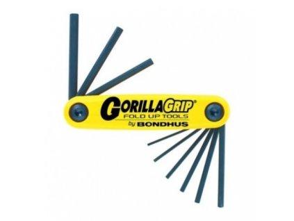 Kapesní sada GorillaGrip/inch HF9 velká BONDHUS