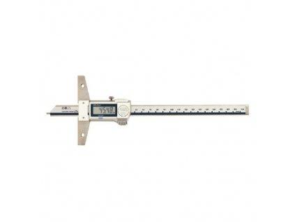 ABSOLUTE Digimatic Hloubkoměr v provedení s háčkem/kolíkem IP67 10,1-200mm