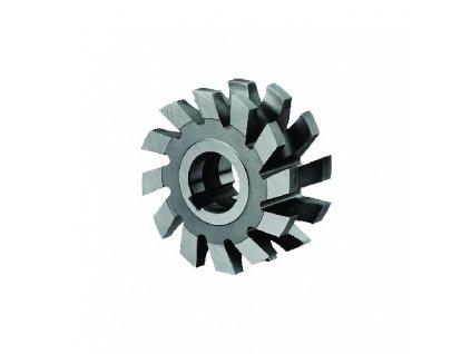 Fréza půlkruhová vydutá R1 ZPS, Z14, DIN 855A, HSS