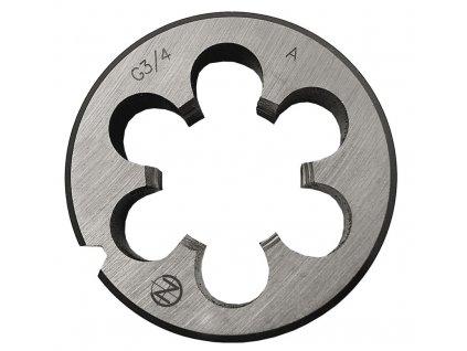 Kruhová závitová čelist /CZO-212/ NO trubkový závit CZZ