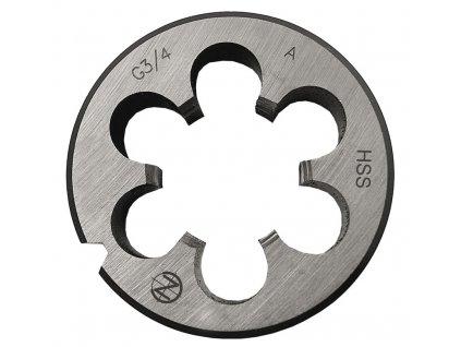 Kruhová závitová čelist /CZO-242/ HSS trubkový závit CZZ