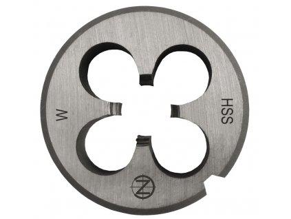 Kruhová závitová čelist s lamačem /CZO-271/ HSS whitworthův závit CZZ