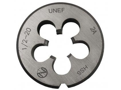 Kruhová závitová čelist s lamačem /CZO-278/ HSS americký velmi jemný unifikovaný závit CZZ