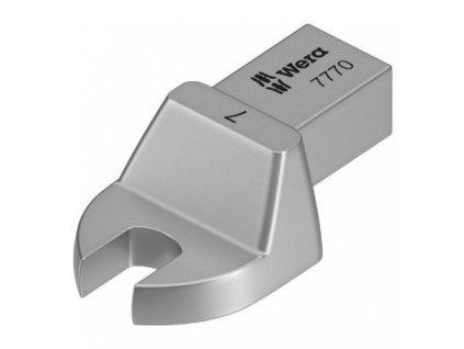 7770 Nástrčný plochý klíč, 9x12 mm WERA