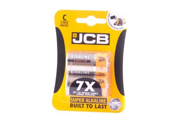 VEN Baterie-JCB-LR20-2B/D