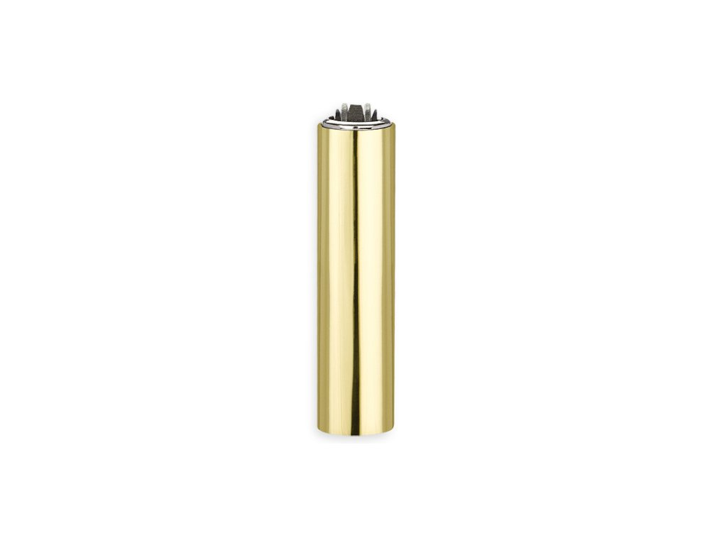 metal cover gold shine