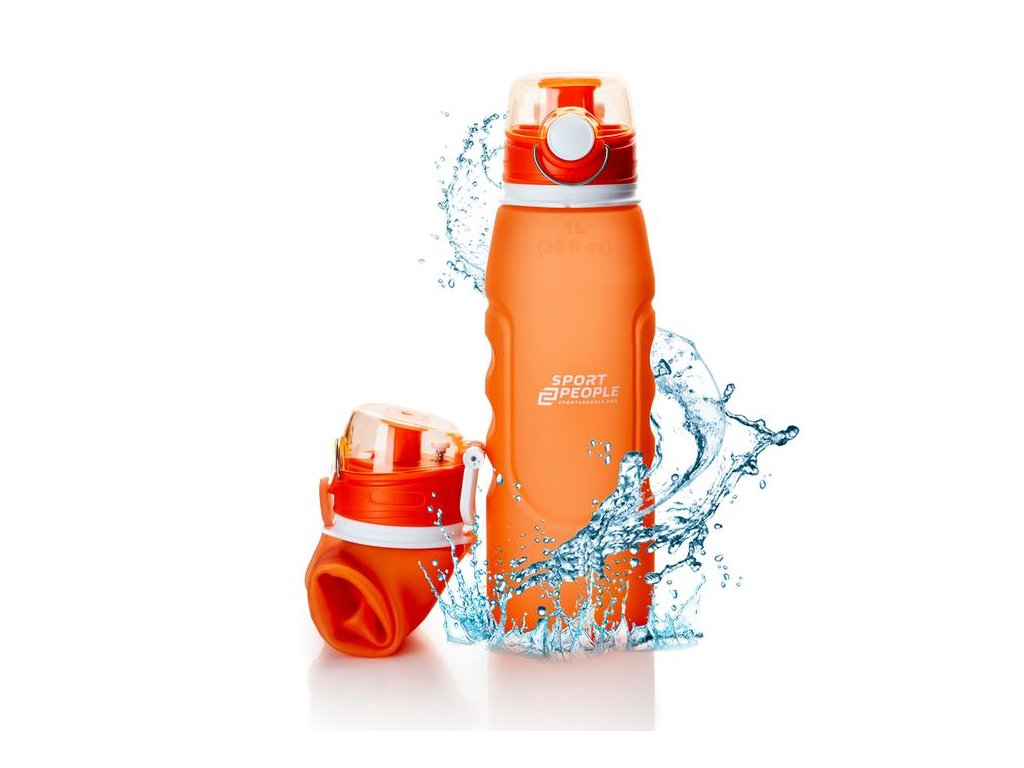 watter bottle orange splash brez pikic 600x