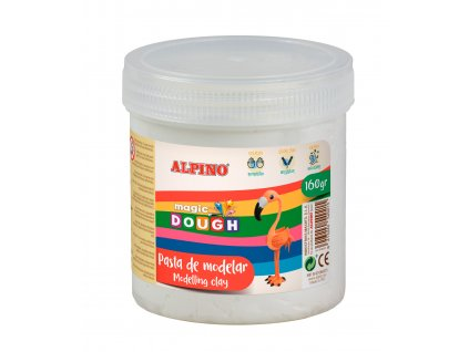 DP000143 01 Bote Magic Dough 160 grs. blanco