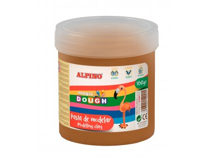 DP000149 01 Bote Magic Dough 160 grs. marrón