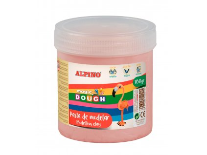DP000145 01 Bote Magic Dough 160 grs. amarillo